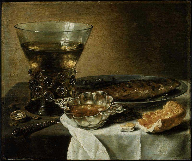 Wine related dutch paintings of the 17th century for Wine and paint boston