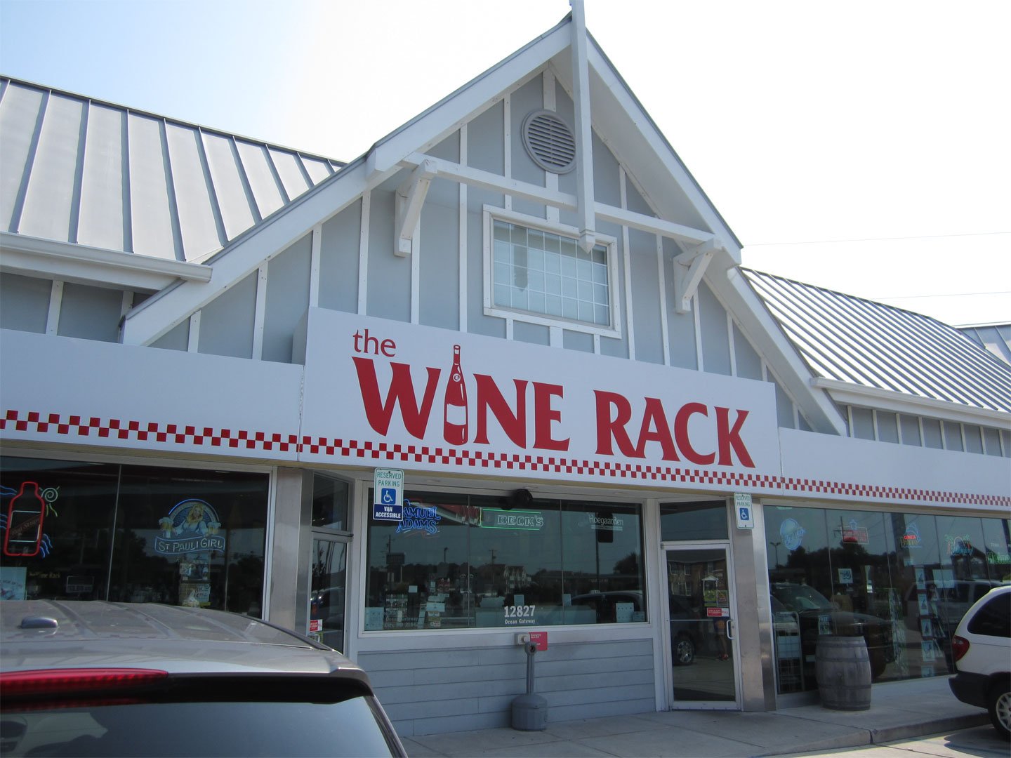 Wine Rack Ocean City Md