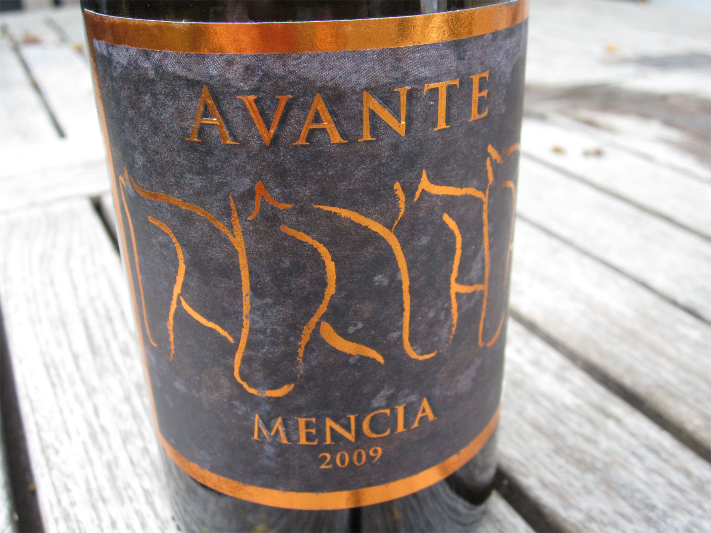 Bodegas Triton Avante Mencia 2011 Red Blends Wine Red Blends Wine
