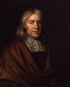 Dr. Thomas Sydenham, Mary Beale, National Portrait Gallery, London, Image from Wikimedia