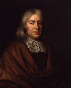 Dr. Thomas Sydenham, Mary Beale, National Portrait Gallery, London, Image frоm Wikimedia