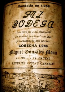 1986 Vintage Labe, Image from Jose Pastor Selections