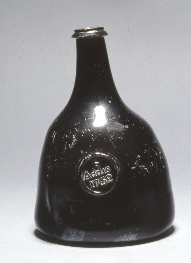 Antique Tavern Glass