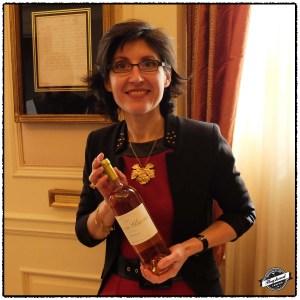 Berenice Lurton-Thomas, Proprietaire Chateau Climens