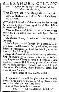 June 21, 1783. []