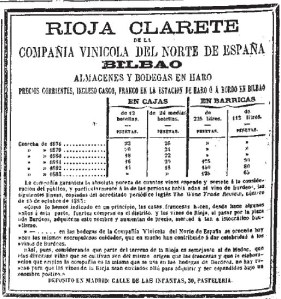 La Correspondencia de España. 4-11-1884, no. 9,723. Biblioteca Digital Hispanica.