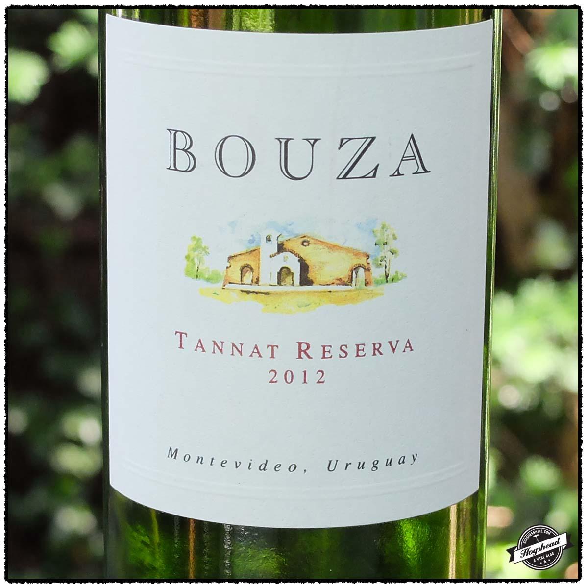 Tannat From Bodega Bouza Uruguay Hogshead A Wine Blog