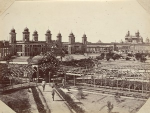 The Vinery, Kaisor Bagh, Lucknow. British Library.