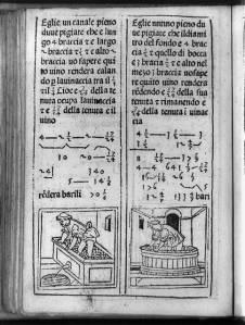 Wine making and math. 1492. [1]