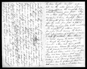Page 5. Letter from Mabel Hubbard Bell to Eliza Symonds Bell, June 23, 1888. [1]