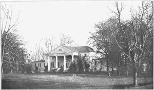 James Madison's Montpelier.  c. 1914. Image from Wikimedia.