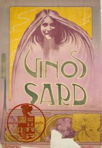 Vinos Sard. Nualart, Carles Barral. 1902. [1]