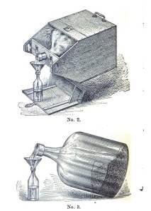 Design for a demijohn. [1]