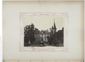 Photograph of Pichon-Longueville. 1867. [1]