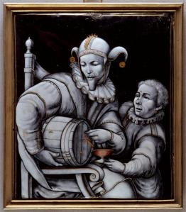 Le vin. Jacques II, Laudin. 17th century. (C) RMN-Grand Palais. [1]