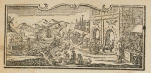 Image from Arrest du Conseil d'Etat du Roy. 1724. [1]