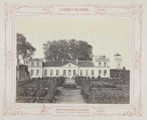 """Chateau Gruau-Larose a St-Julien"" [1]"