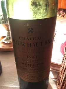 1961 Haut Brion