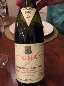 1995 Pignan