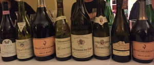 1998 Bonneau Marie Beurrier CdP and 1998 Chave