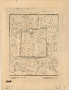 Herat, Afghanistan. Wyld, James. c. 1880. [1]