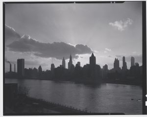 New York City views. Gottscho-Schleisner. 1950. Library of Congress Prints and Photographs Division.