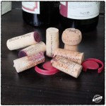All of the corks