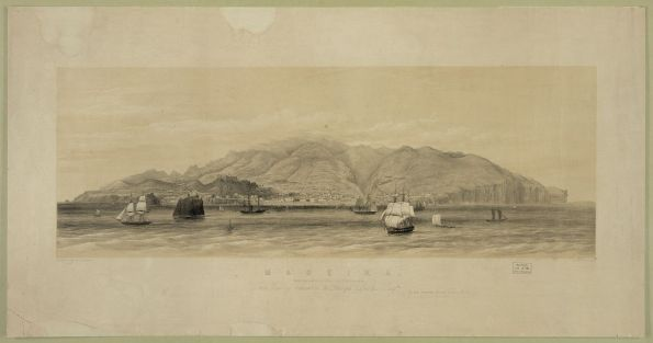 Madeira. Library of Congress Prints and Photographs Division.