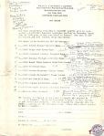 Wells wine lists1980-1981